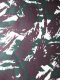 Fy-20 Polyester 600d Oxford Camouflage Printing Fabric