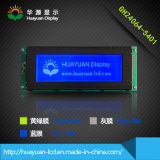 Blue Background Graphic LCD Module with 240X128 Dots (STN)
