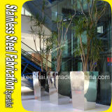 Bespoke Stainless Steel Planter Pot Giant Flower Pot