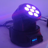 Cheap 7PCS 10W RGBW LED Moving Head Mini