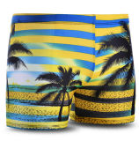 Customize Brand Fashion Mens Swim Shorts