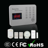 Special Price! ! ! - LED Touch Keypanel Intelligent Home GSM Alarm