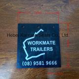 Truck or Trailer Rubber Splash Guard