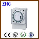 Mechanical Timer Switch Adjustable Timer / 24 Hours Daily Switch Timer