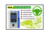 IP54 Outdoor All-in-One Fast Charging Station DC EV Charger Station