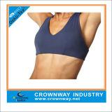 Fashion Sparkly Customized Sports Bra for Lady