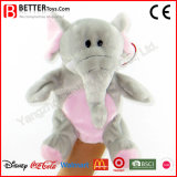 Stuffed Animal Elephant Hand Puppet for Kids/Children