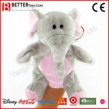Stuffed Animal Elephant Hand Puppet for Kids/Children
