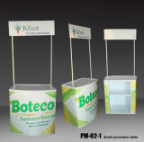 Lightweight ABS Promotion Counter for Exhibition or Promotion (PM-02-1)