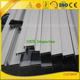 High Quality Anodized Aluminium Extrusions for Solar Panel Frame