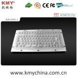 Waterproof IP65 Mini Metal Kiosk Keyboard (KMY299I-3)