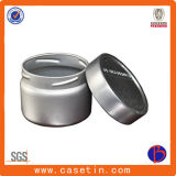 Exquisite Fashion Metal Cylinder Metal Soap Tin Box