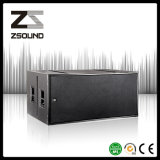 "Zsound 18"" Powered Subwoofer, Powered Speaker"