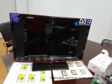 "2016 New 17"" Tempered Glass Digital LED TV Model"