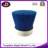 Blue Color Good Quality Soft Hollow Nylon Brush Filament