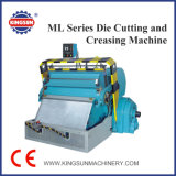Ml Series Flatbed Die Cutting and Creasing Machine