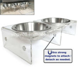 Super Quality Elevated Singlepod Magnetic Pet Feeder