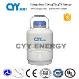 50L Aluminum Cryogenic Liquid Nitrogen Dewar Bottle for Semen Storage