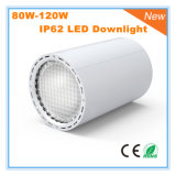 New Coming Suspended with Copper Pipe IP65 100W LED Downlight