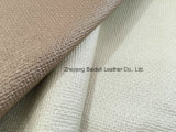 Woven Pattern PVC Upholstery Fabric for Sofa/Furniture/Home Interior Decoration