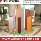 Willstrong Friendly Wood Color Facade Material