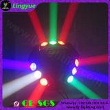 RGBW 9X10W Moving Head Light DMX Beam LED Spider