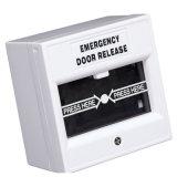 High Quality Emergency Break Glass Door Button (SAWhite)