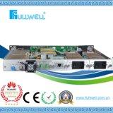 Cnr>52dB, Sbs: 13, 16, 18dBm Adj. 1X9dBm CATV 1550nm External Modulation Optical Transmitter
