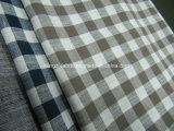Linen Cotton Yarn Dyed Gingham Checks Fabric