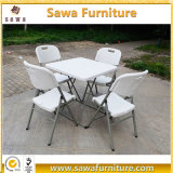 Plastic Folding Table Round Used for Banquet Outdoor