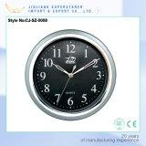 ABS Simple Round Metal Alarm Clocks