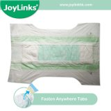 High Absorbent Disposable Baby Diaper with Magic Tape