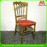 Factory Cheap Price Wholeslae Aluminum Napoleon Restaurant Chair