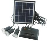 10W 20W 30W Solar Mini Home Lighting Power System