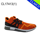 Fashion Men Sport Sneaker Running Shoes with Cushion Sole