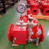 Singer One-Way Flow Control Valve with Differential Control