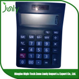 Promotional Convenient 9 Digit Calculator Clock Electronic Calculator