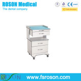 Easy to Clean Fire Proof Dental Cabinet with The Wheel