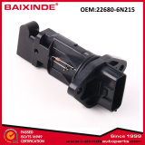 Wholesale Price Car Mass Air Flow Sensor 22680-6N215 for Nissan INFINITI