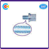 Fastener Carbon Steel 4.8/8.8/10.9 Customized Galvanized Hexagonal Cylindrical/Cheese Head Screws