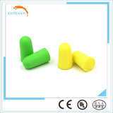 Colorful Slow Rebound Foam Ear Plougs for Noise