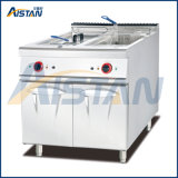 Eh785 Electric Fryer with Cabinet of Catering Equipment