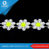 Embroidery Chemical Lace for Garment Accessory