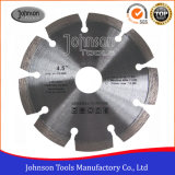 115mm Laser Welded Universal Blades for Cutting Stone, Concrete