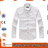 100% Cotton Formal Full Sleeve High End Men′s Dress Shirt