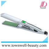 Top Selling High Quality Waterproof Hair Flat Iron with LCD Display Waterproof Hair Straightener Wholesale