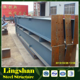 High Rise Pre Fabricated Steel Workshop Shed Building