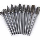 10PCS 6mm Tungsten Steel Carbide Rotary Bur Heads Bur