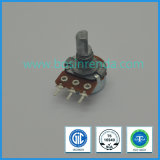 16mm Rotary Potentiometer Single Unit for Audio Euipment