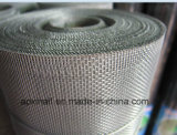 Electro Galvanzied Square Weaving Wire Mesh 1.2X30m